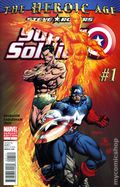 Steve Rogers Super-Soldier (2010 Marvel) 1B