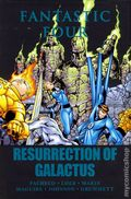 Fantastic Four The Resurrection of Galactus HC (2010 Marvel) Premiere Edition 1-1ST