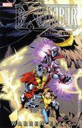 Excalibur Visionaries Warren Ellis TPB (2010 Marvel) 2-1ST