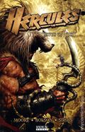 Hercules The Knives of Kush TPB (2010 Radical) 1-1ST