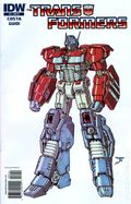 Transformers (2009 IDW) 9C