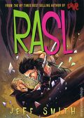Rasl TPB (2010 Cartoon Books) Pocket Edition 1-1ST