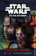 Star Wars The New Jedi Order Vector Prime HC (1999 Novel) 1A-1ST