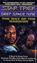 Star Trek Deep Space Nine The Way of the Warrior PB (Pocket 1995 Novel) 1-1ST