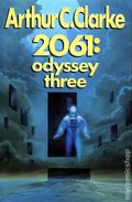 2061 Odyssey Three HC (1988 Del Rey Books Novel) 1A-1ST