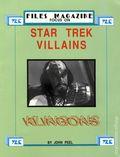 Files Magazine Focus on Star Trek Villains SC (1987) 3-1ST