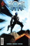 Atomic Robo (2007) 1C