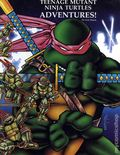 Teenage Mutant Ninja Turtles Adventures SC (1986 Palladium Books) Role-Playing Game 1-1ST