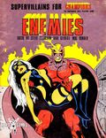 Enemies SC (1981-1984 Champions Role-Playing Game) 1-1ST