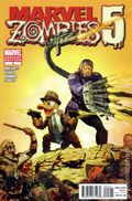 Marvel Zombies 5 (2010) 5B
