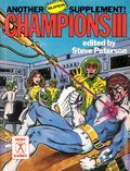 Champions III SC (1984 Role-Playing Game) Another SUPER Supplement 1-1ST