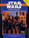Star Wars Tatooine Manhunt SC (1988 West End Games) RPG 1-1ST