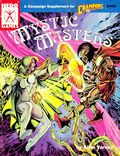 Mystic Masters SC (1989 Champions RPG Campaign Supplement) 1-1ST