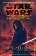 Star Wars The Old Republic Fatal Alliance HC (2010 Del Rey Novel) 1-1ST