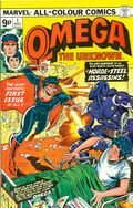 Omega The Unknown (1976) UK Edition 1UK