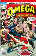 Omega The Unknown (1976) UK Edition 6UK
