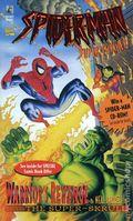 Spider-Man Super Thriller Warrior's Revenge PB (1997 Pocket Novel) 1-1ST