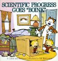 Scientific Progress Goes Boink TPB (1991 Andrews McMeel) A Calvin and Hobbes Collection 1-1ST