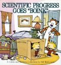 Scientific Progress Goes Boink TPB (1991 Andrews McMeel) A Calvin and Hobbes Collection 1-REP