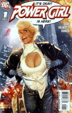 Power Girl (2009 2nd Series) 1A