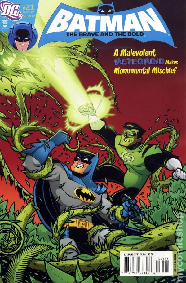 Batman The Brave And The Bold 2008 Comic Books
