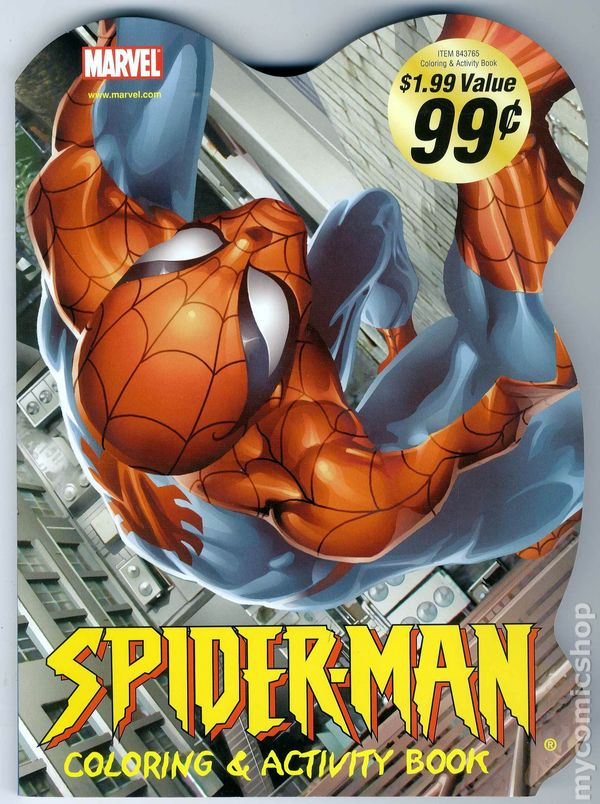 Spiderman Comic Books & Graphic Novels