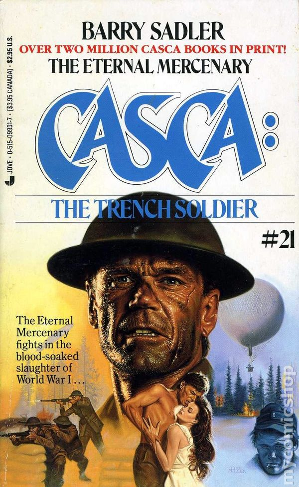Casca: The Conquistador: Casca Series #10