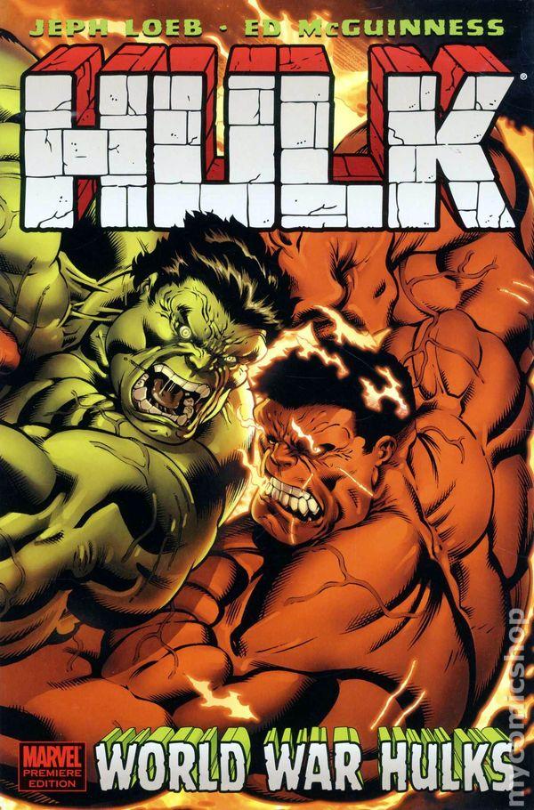 Comic books in spider man hulk hc 2008 2010 marvel 6 1st fandeluxe Choice Image