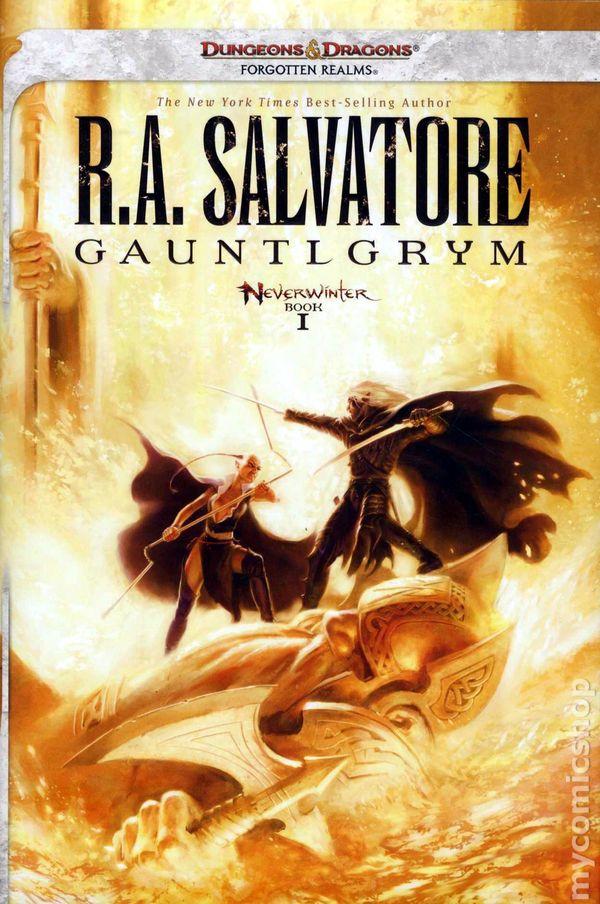List Of Ra Salvatore Books