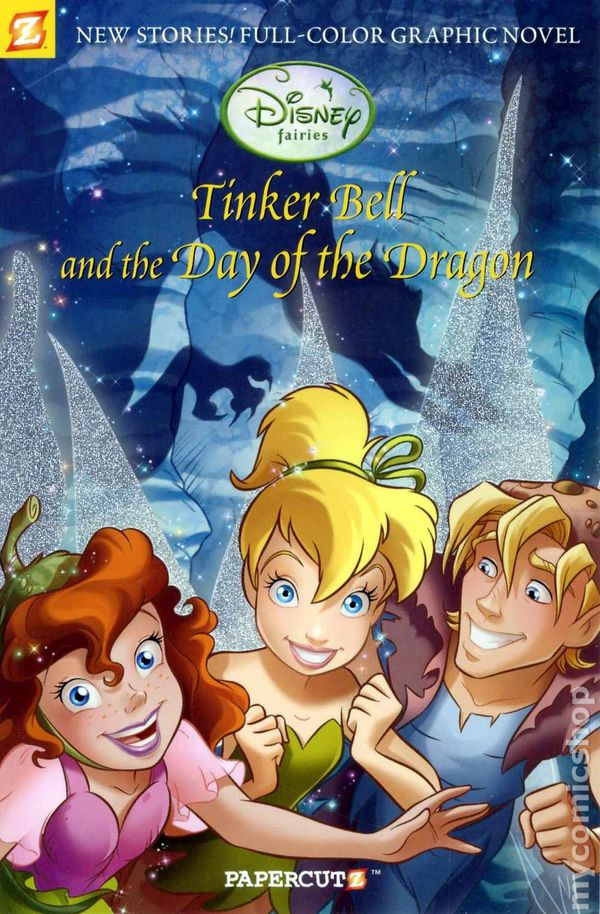 Disney Fairies Gn 2010 A Papercutz Digest Comic Books