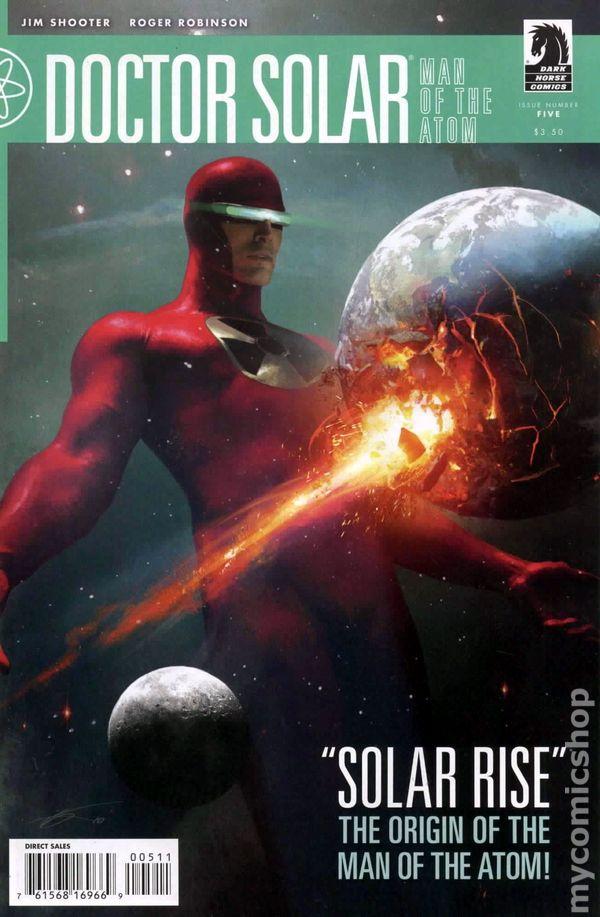 Solar (Character) - Comic Vine