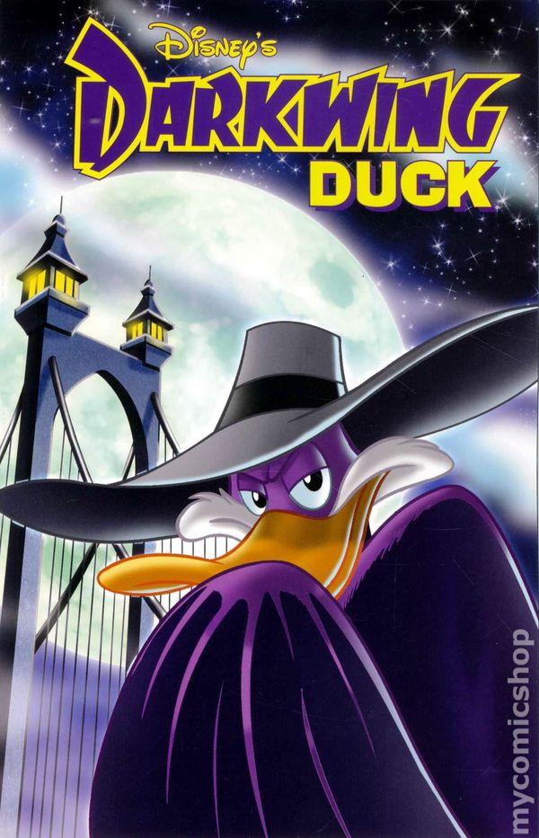 Darkwing Duck Buchsbaum