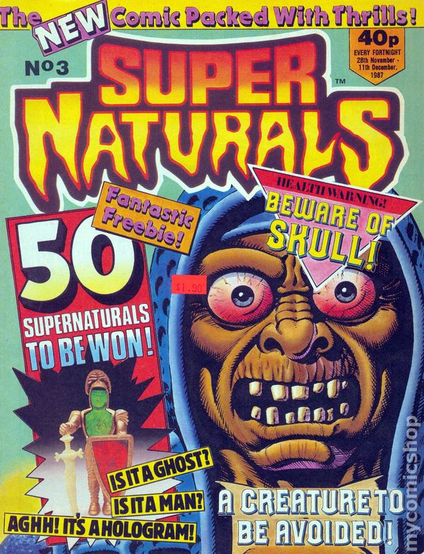 Supernaturals
