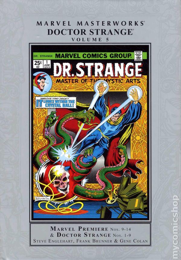 Doctor Strange #5 FN 1989 Stock Image