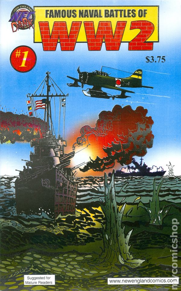 ww2  2000  comic books