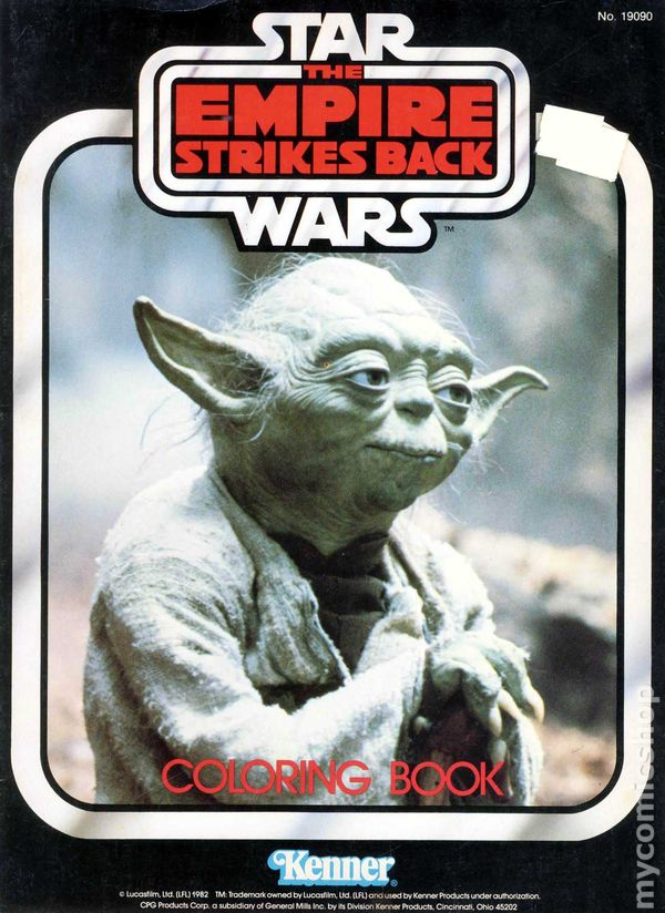 empire strikes back coloring pages - photo#41