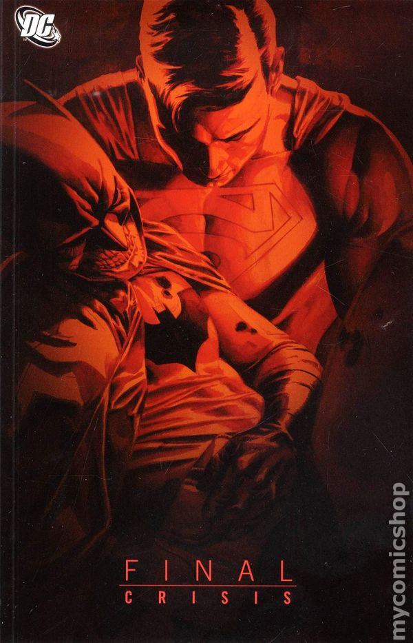 Final Crisis TPB 2010 DC 1st Edition 1 REP