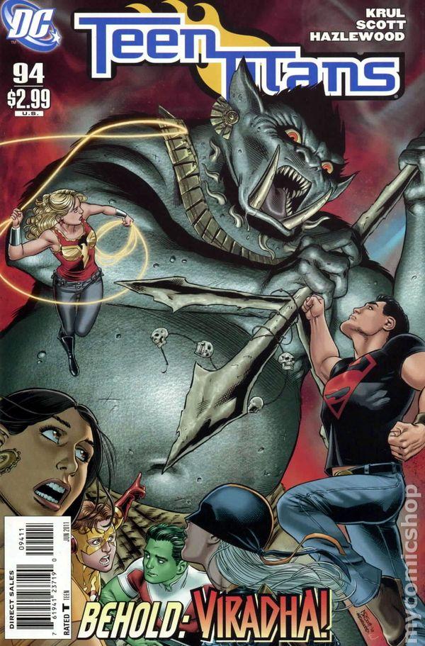 Teen Titans 2003-2011 3Rd Series Comic Books-4248