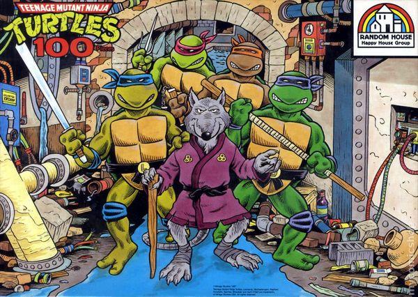 ninja turtles 1987