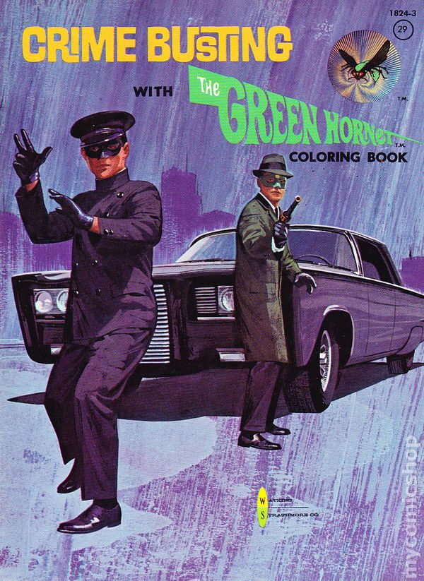 Crime Busting With the Green Hor