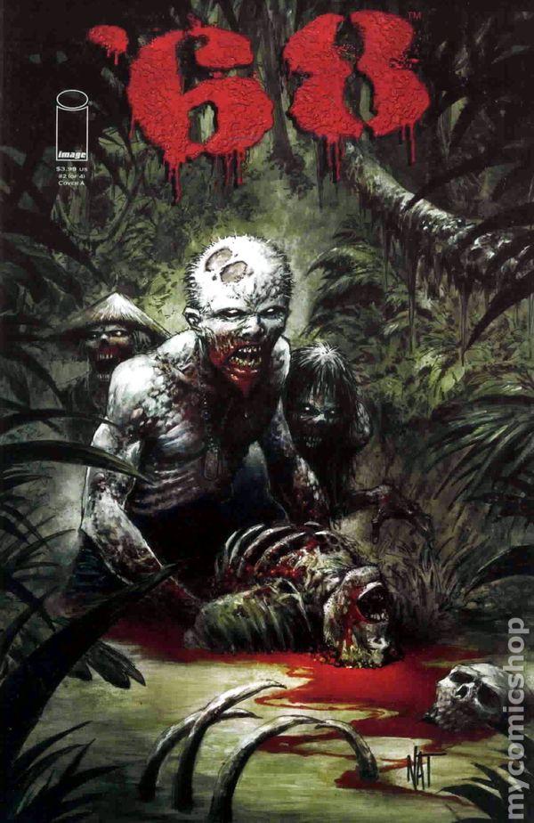 68 (2011 Image Series) comic books