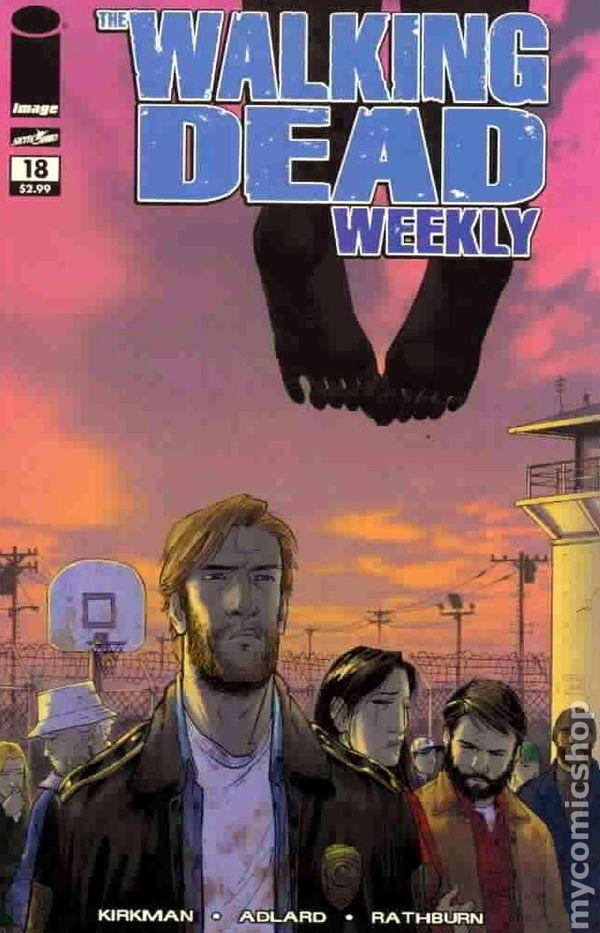 Walking Dead Weekly #8