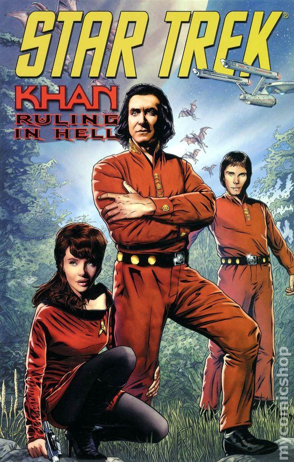Star Trek Khan #1   IDW Comics CB6468