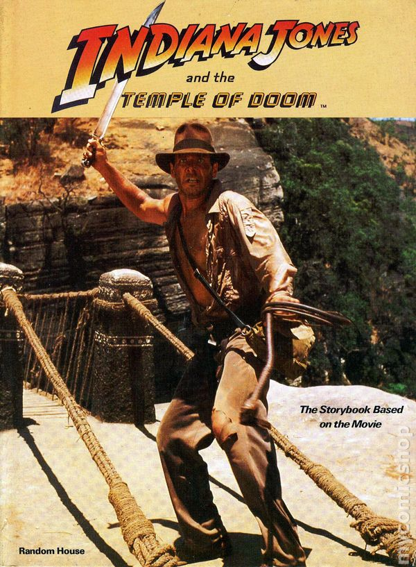 Indiana Jones and the Temple of Doom comic books issue 1