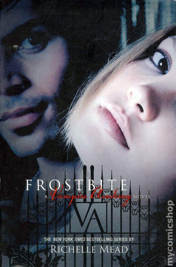 Frostbite Sc 2008 A Vampire Academy Novel Comic Books