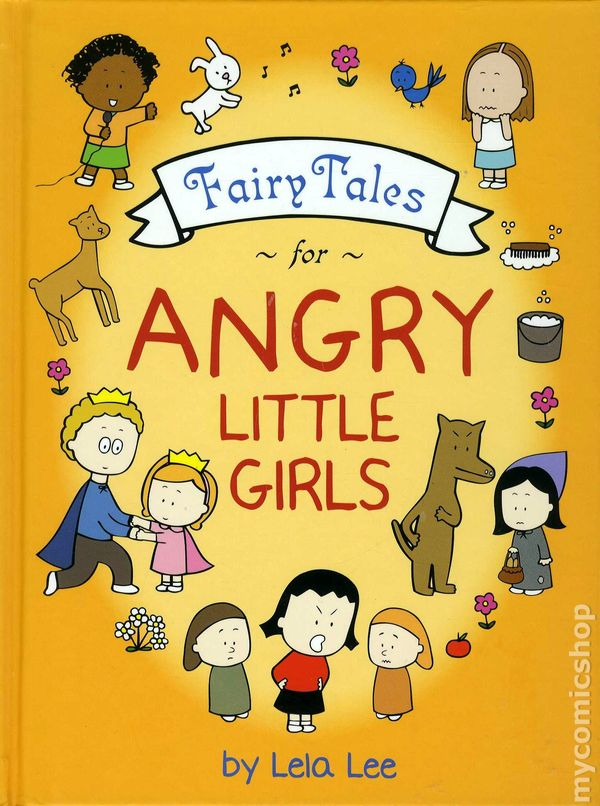 Fairy Tales for Angry Little Girls HC (2011) 1-1ST NM