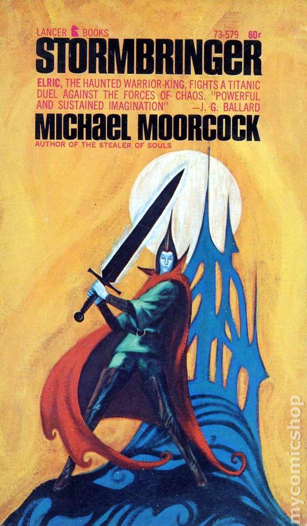 Stormbringer PB (1967 An Elric Novel) comic books