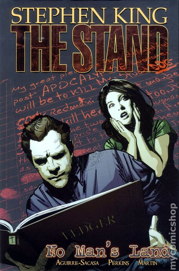 Comic Books In Stephen King S The Stand Hc