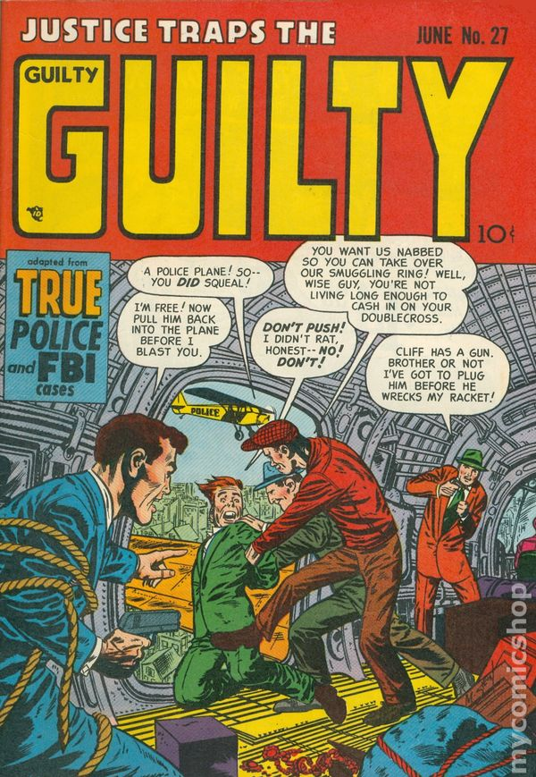 Justice Traps The Guilty 1947 27