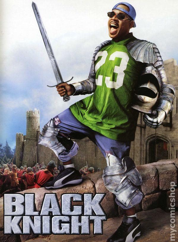 Чёрный рыцарь / Black Knight (2001) 1030265